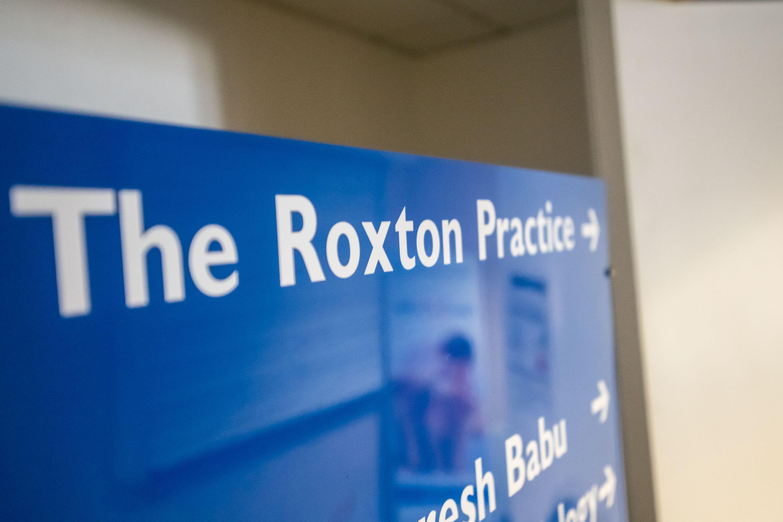 Roxton Sign