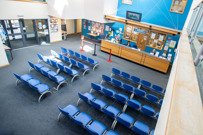 Roxton Waiting Room - Immingham